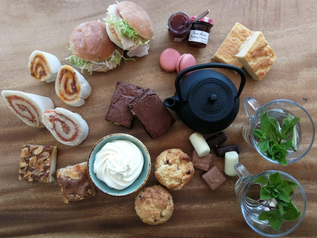 high tea in Veenendaal